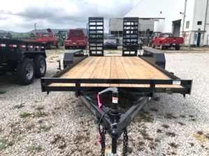 Cheap Skid Steer Trailer For Sale