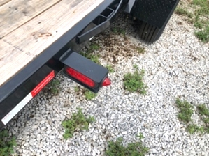 Skid Steer Trailer Used For Sale