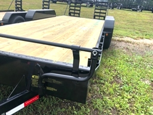 Skid Steer 18ft Trailer For Sale