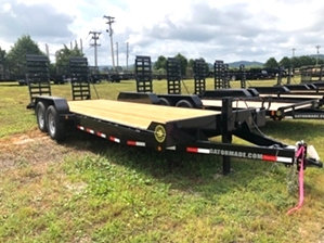 Skid Steer 20ft Trailer For Sale  Skid Steer 20ft Trailer For Sale. 20 plus 2 14k