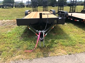 Skid Steer 20ft Trailer For Sale