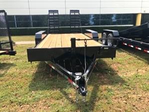Skid Steer 14k Trailer For Sale