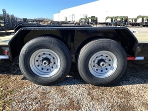 Skid Steer Trailer 20ft 14k By Gator