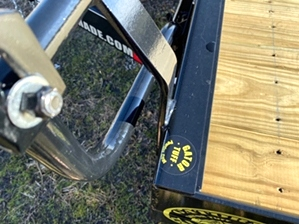 Skid Steer Trailer 16000 GVW By Gator