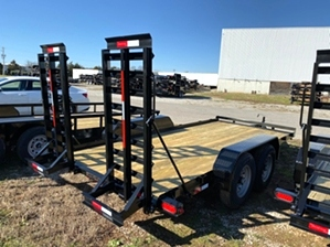 Cheap Skid Steer Trailer