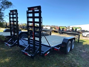 Skid Steer Trailer 16k GVW By Gator